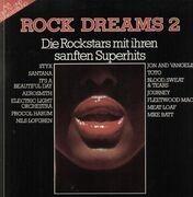 LP - Aerosmith, Journey, Toto and others - Rock Dreams 2 Die Rockstars Mit Ihren Sanften Superhits