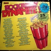 LP - Bill Haley, Kenny Rogers a.o. - Rockabilly Dynamite!