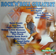 LP - Chuck Berry ,  The Playmates a.o. - Rock'N'Roll Greatest