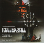 CD - Previn / Bach Shostakovitch a.o. - Rollerball (Original Motion Picture Soundtrack)