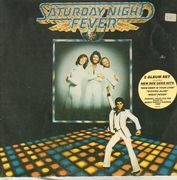 Double LP - Bee Gees, M.F.S.B., Yvonne Elliman - Saturday Night Fever - Gatefold