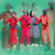 Double LP - Tshetsha Boys / Zinja Hlungwani / Tiyiselani Vomaseve a.o. - Shangaan Electro - New Wave Dance Music From South Africa
