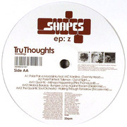 EP - Various - Shapes EP: Z