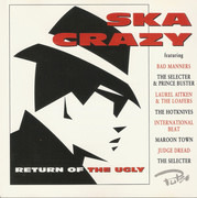 CD - Bad Manners / The Selecter & Prince Buster a.o. - Ska Crazy (Return Of The Ugly)