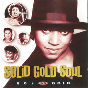 Double CD - Michael Jackson / Kool & The Gang / Pointer Sisters a.o. - Solid Gold Soul - 80s Gold