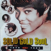 Double CD - Diana Ross / Chic / The Jacksons a.o. - Solid Gold Soul 1979 - 1983