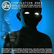 CD - Vector Lovers,Alex Smoke,Slam,Silicone Soul, u.a - Soma Compilation 2005 - + CD compilation