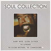 CD - Barry White, Gloria Gaynor, a.o. - Soul Collection