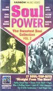 VHS - Various - Soul Power - The Sweetest Soul Collection Vol. 2