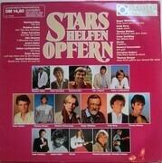 LP - Udo Jürgens, Herbert Grönemeyer a.o. - Stars Helfen Opfern - white