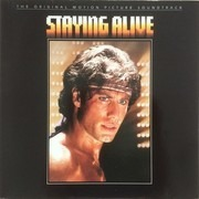 LP - The Bee Gees, Frank Stallone a.o. - Staying Alive (The Original Motion Picture Soundtrack) - Gatefold
