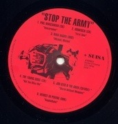 LP - Various - Stop The Army 25./26.Nov.1989 Ja•Oui•Si (Swiss Benefice Sampler Vol. 2)