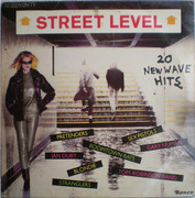 LP - The Sex Pistols, Pretenders, The Dickies a.o. - Street Level