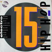 LP - Kurtis Blow,  Duke Bootee, Just-Ice - Street Sounds Hip Hop Electro 15