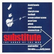 CD - David Bowie, Cast, Sherly Crow, Fastball, Pearl Jam - Substitute - The Songs Of The Who