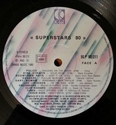 LP - Madness, Police a.o. - Superstars 80 - Riding High Original Film Soundtrack