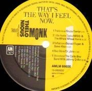 Double LP - Jazz Compilation - That's The Way I Feel Now
