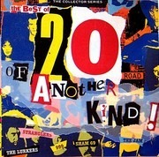 CD - The Jam,Sham 69,The Adverts,Stranglers,u.a - The Best Of 20 Of Another Kind