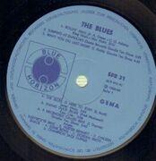 Double LP - Janis Joplin, John Lee Hooker, Fleetwood Mac - The Blues