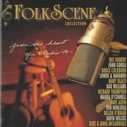 CD - Iris Dement, John Gorka, Mary Black, Dave Alvin - The FolkScene Collection - From the Heart of Studio A