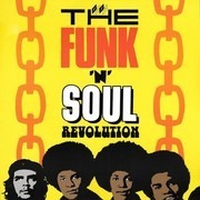 LP - Alvin Cash, Sly and the family Stone a.o. - The Funk 'N' Soul Revolution