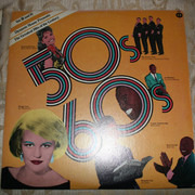 Double LP - Louis Armstrong / Earl Grant / Peggy Lee a.o. - The Greatest Hits Of The Century: 50s 60s
