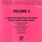 12'' - J.D. Hall, Latin Lover a.o. - The JDC Mixer Volume 4