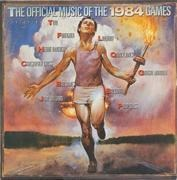 LP - Herbie Hancock, Philip Glass, Bob James - The Official Music Of The 1984 Games