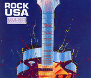 Double CD - Various - The Rock Collection - Rock USA