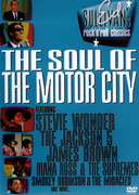 DVD - Diana Ross / Stevie Wonder / James Brown a.o. - The Soul Of The Motor City - Still Sealed