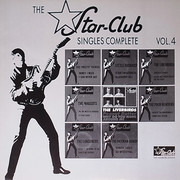 LP - The Pretty Things - The Star-Club Singles Complete Vol. 4 - Booklet