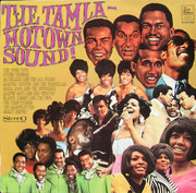 LP - The Four Tops, Stevie Wonder a.o. - The Tamla - Motown Sound!