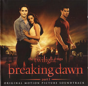 CD - Bruno Mars, Noisettes, Carter Burwell, a.o. - The Twilight Saga: Breaking Dawn, Part 1 (Original Motion Picture Soundtrack) - Still Sealed