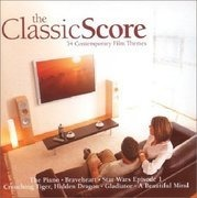 Double CD - Various - The Classic Score