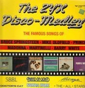 LP - Madonna, Barry White, Mike Oldfield, Bruce Springsteen a.o. - The ZYX Disco-Medley
