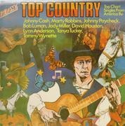 LP - Johnny Cash, Tammy Wynette... - Top Country