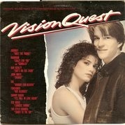 LP - Various - Vision Quest (Original Motion Picture Sound Track)