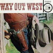 LP - Red Sovine, Jim Glaser, Justin Tubb - Way Out West