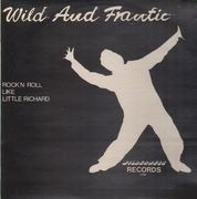 LP - Upsetters, Billy La Mont, Pretty Boy - Wild And Frantic