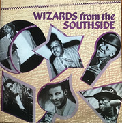 LP - Howlin Wolf, Muddy Waters, a.o. - Wizards From The Southside