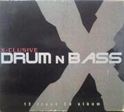 CD - LTJ Bukem / Conspiracy Theory a.o. - X-Clusive Drum n Bass