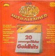 LP - Udo Jürgens, Reinhard Mey, Rex Gildo a.o. - Der Goldene Hitkalender
