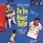 LP - Public Enemy, Steel Pulse, a.o. - (Music From) Do The Right Thing