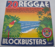 LP - Bob and Marcia, Greyhound, Pioneers - 20 Reggae Blockbusters