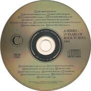 CD - Blondie / Kim Carnes / etc - 25 Years Of Rock 'N' Roll 1981