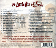 CD - Tom Waits / Louis Armstrong / Cab Calloway a.o. - A Little Bit Of Soul