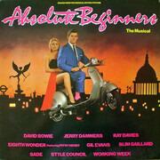 LP - Sade, Ray Davies a. o. - Absolute Beginners (Original Soundtrack)