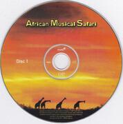 Double CD - Miriam Makeba / Mango Groove / Sipho Mabuse / etc - African Musical Safari