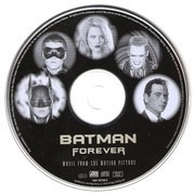 CD - Pj Harvey, Brandy, Seal, Nick Cave, u.a - Batman Forever