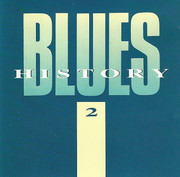CD - Howlin' Wolf /Buddy Guy / Koko Taylor / etc - Blues History Part II